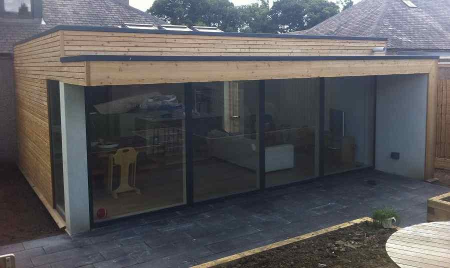 Kelly Joiners & Builders Ltd - Extensions  in Edinburgh